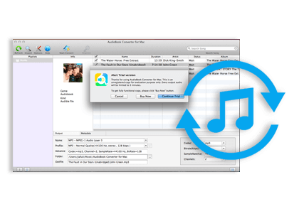 Audiobooks to MP3 Converter